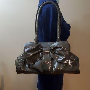 Melie bianco Roxy bow frame bag